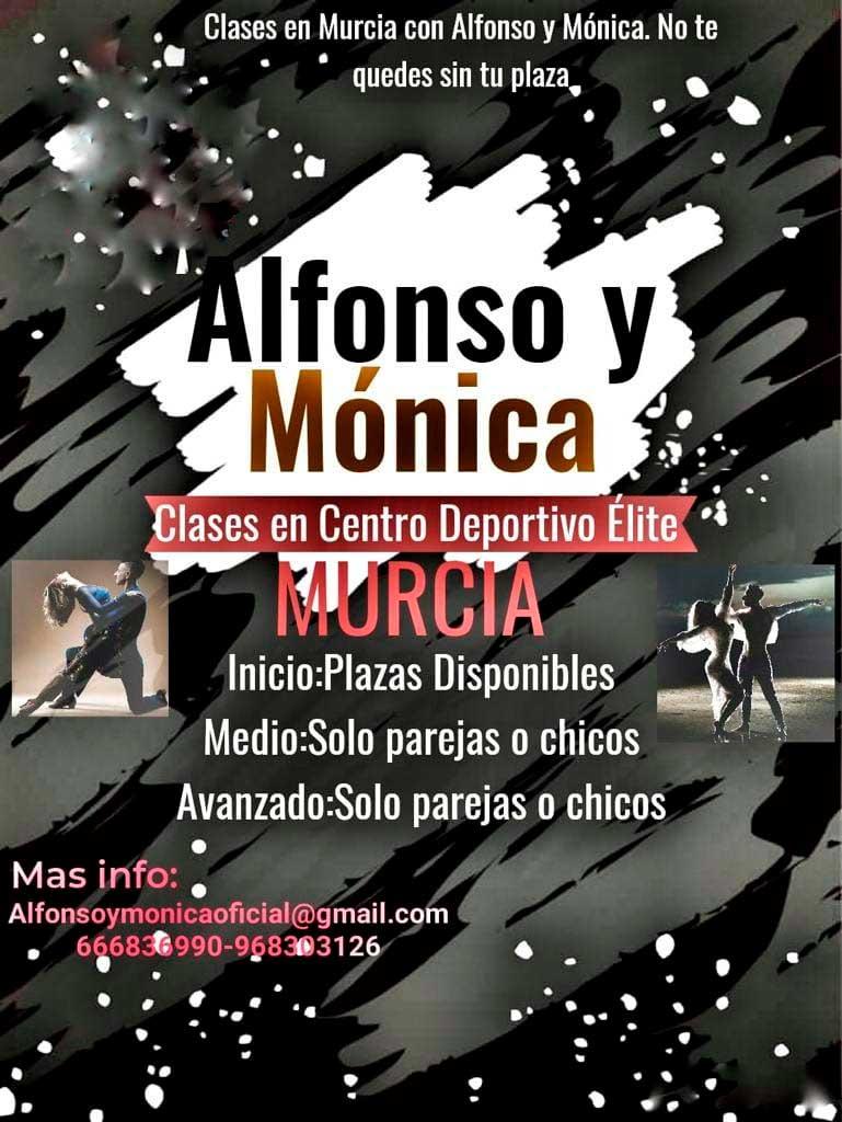 Clases de Bailes Latinos en Murcia