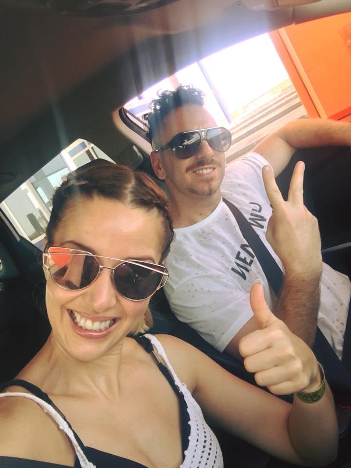 Alfonso y Mónica