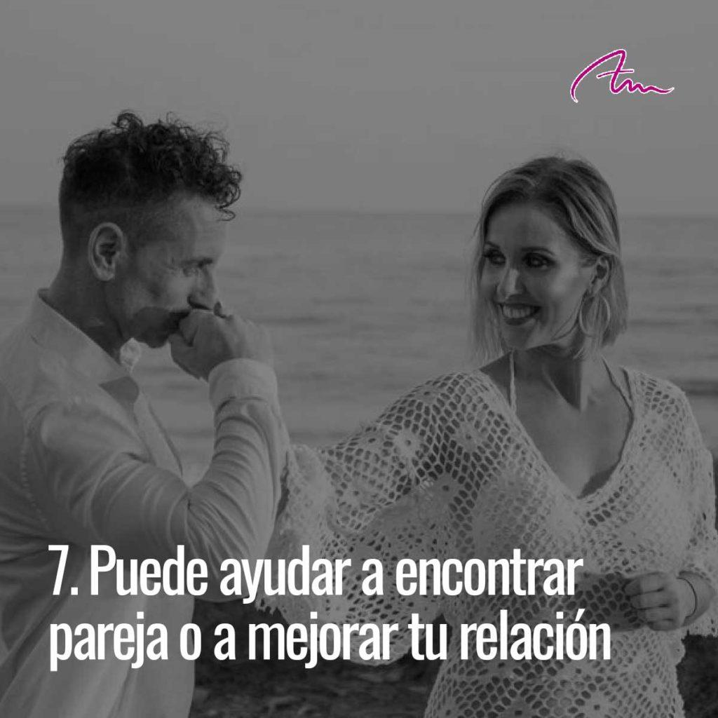 Bailar puede ayudarte a encontrar pareja o mejorar tu relación
