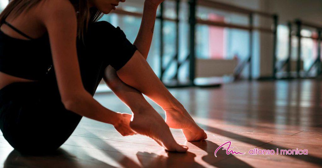 Prevenir y cuidar lesiones en el baile