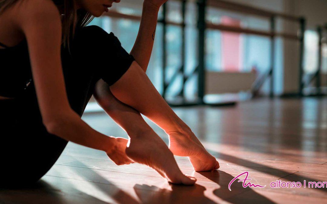 Prevenir y cuidar las lesiones en el baile.