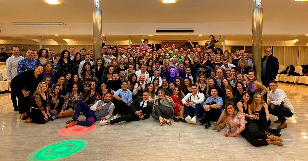 Cena Gala Alfonso y Mónica 2020