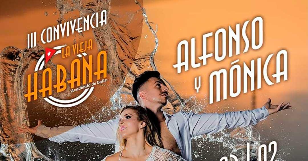III Convivencia Salsera Bachatera La vieja Habana