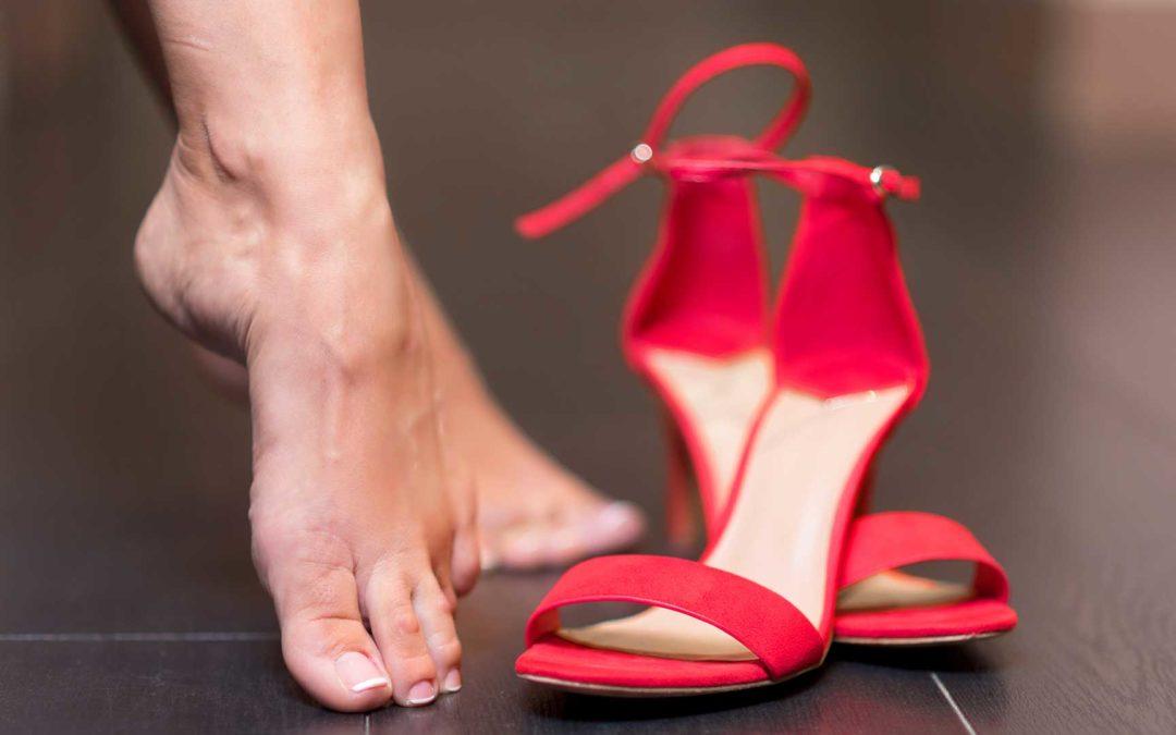 Cómo cuidar nuestros pies si nos apasiona bailar