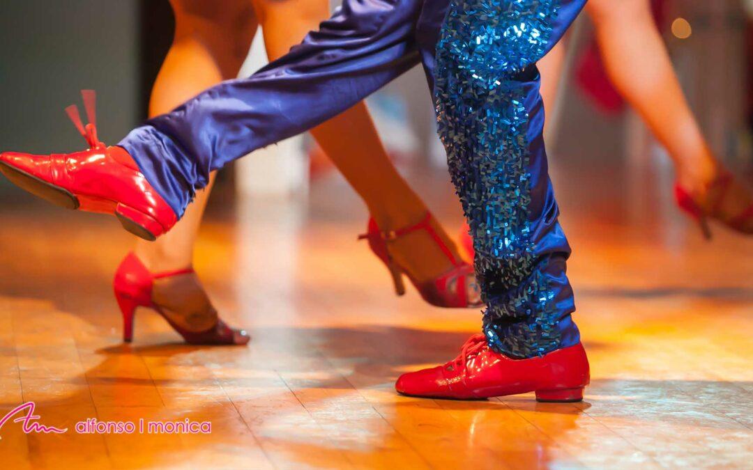 ¿Todos bailamos con ritmo?