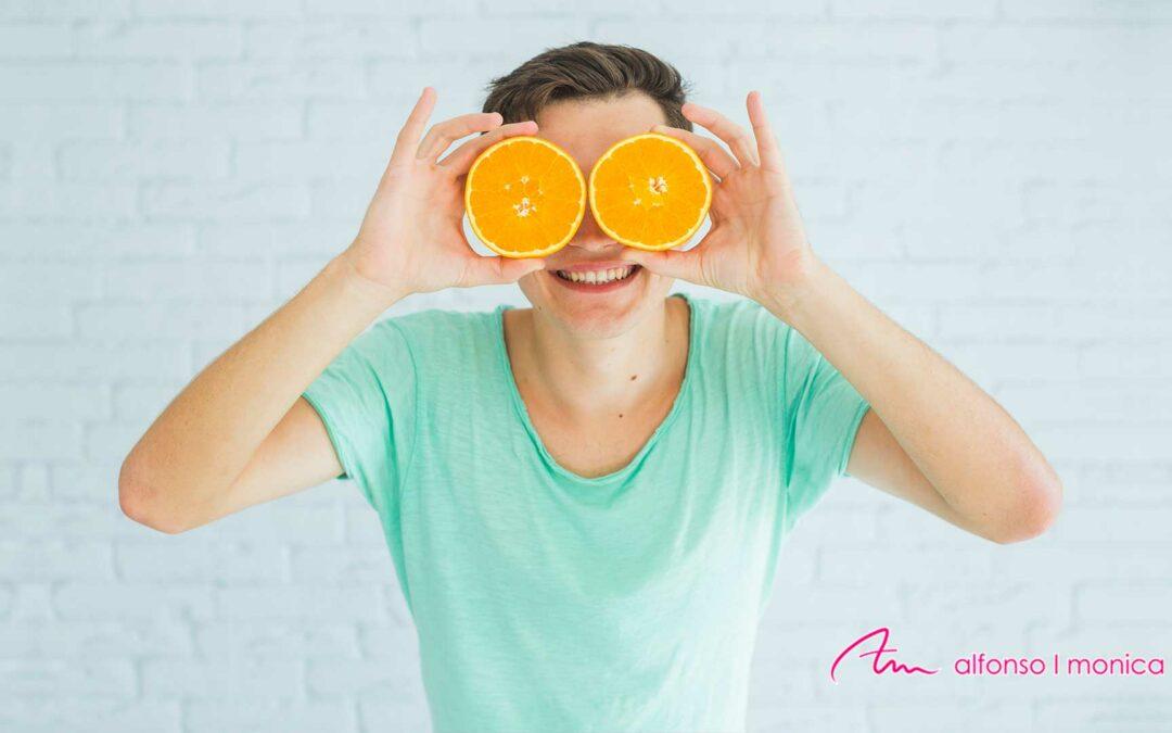 ¿Media naranja o medio limón?