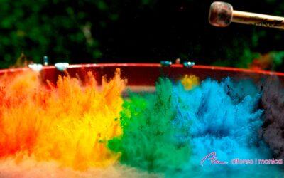 Los colores de la bachata