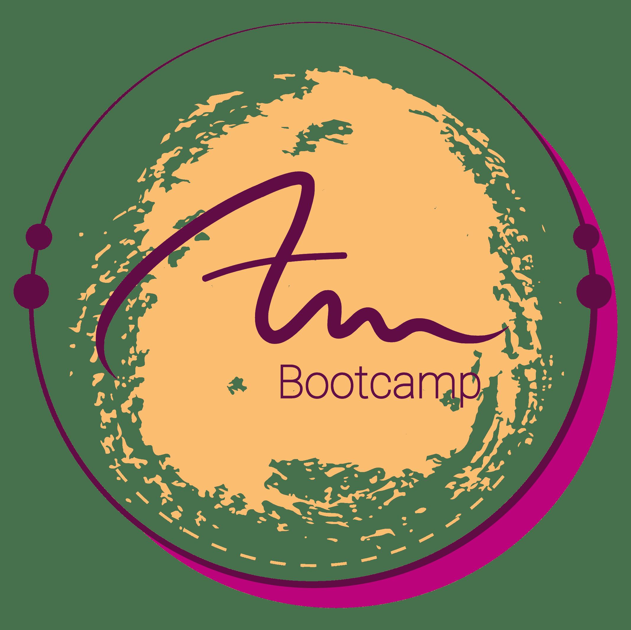 Logo Bootcamp Alfonso y Mónica