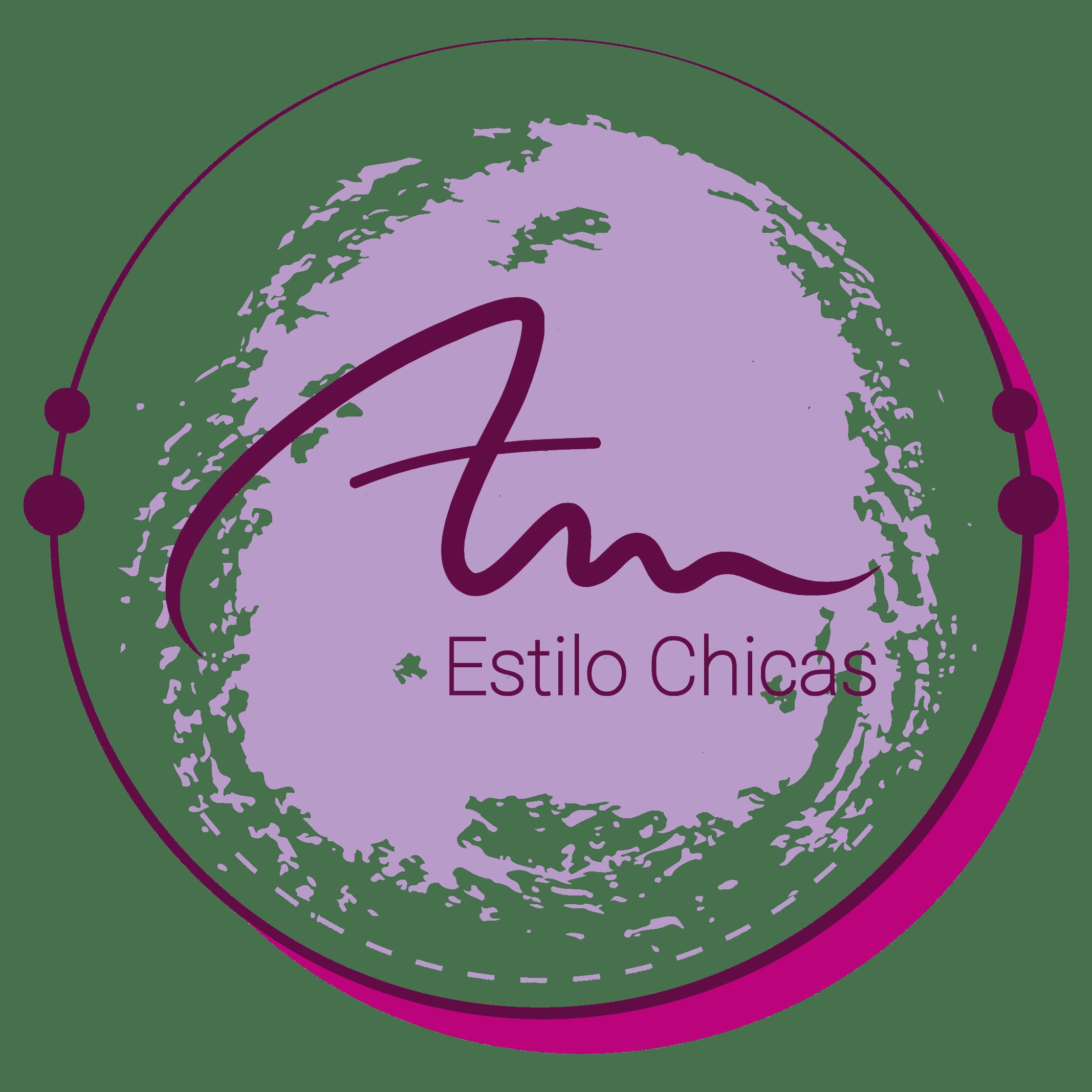 Logo Estilo Chicas Alfonso y Mónica